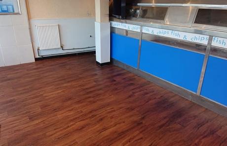 Commercial Floor - Bournemouth Carpets Portfolio