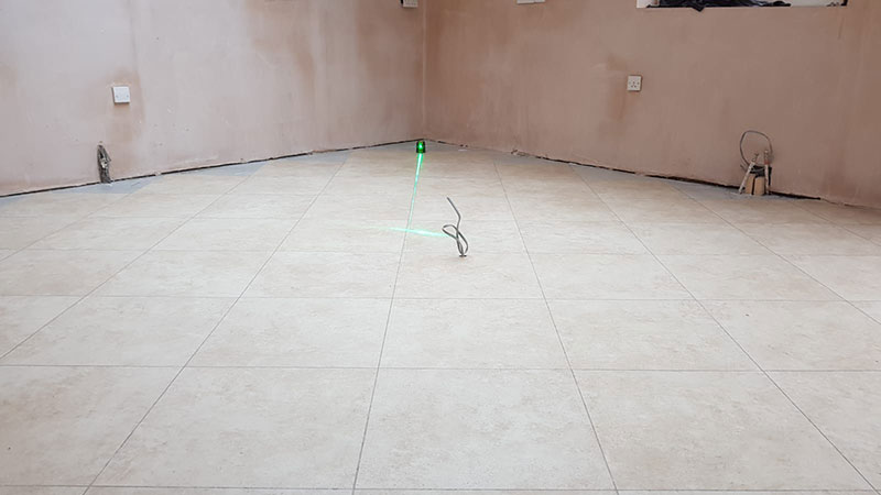 Floor Job After - Bournemouth Carpets
