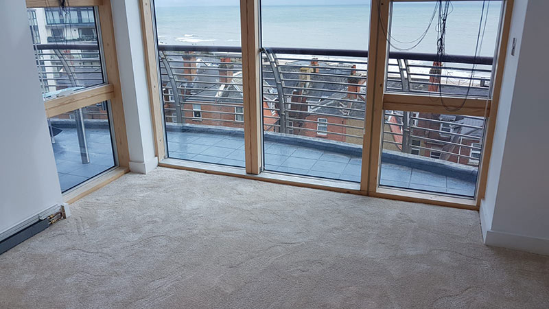 Carpet Installation - After